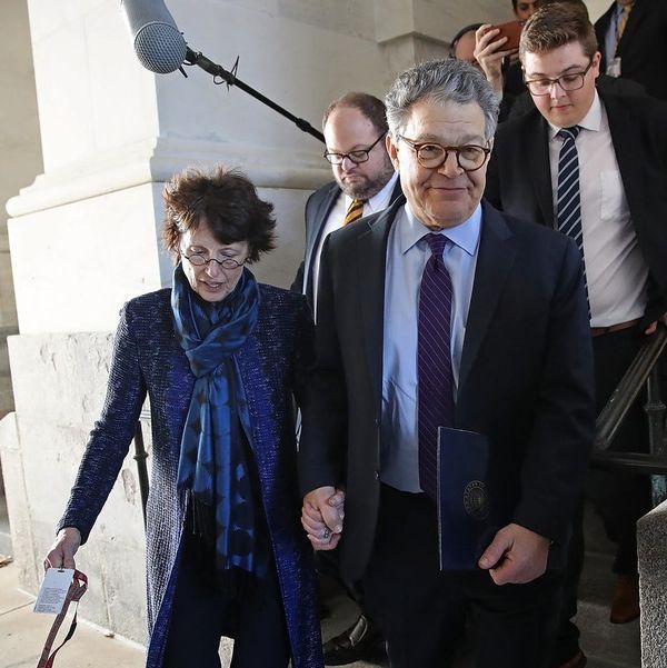 Senator Al Franken Announces He Will Resign from the US Senate