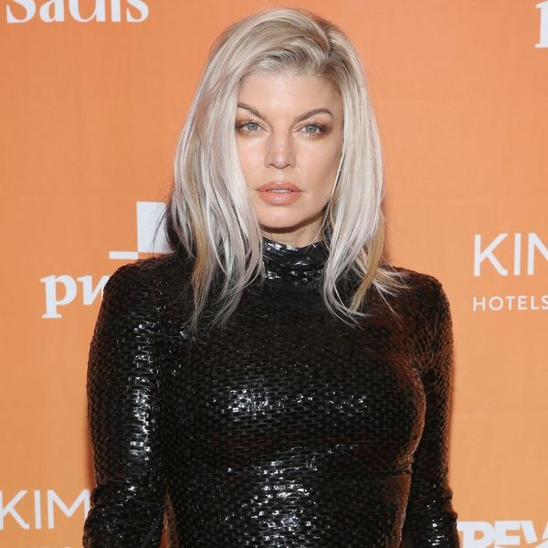 "Fergie Says Her Drug Addiction Was Once So Bad That She Was ""Hallucinating on a Daily Basis"""