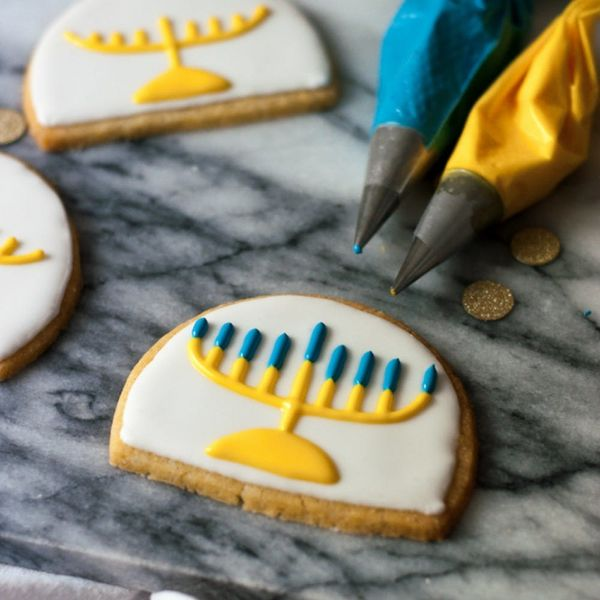 14 Adorable Hanukkah Cookie Recipes You'll Want to Eat for Eight Days