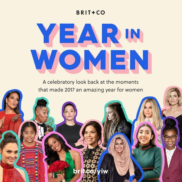 Looking Back at the Women and Moments That Made This Our Best Year Ever