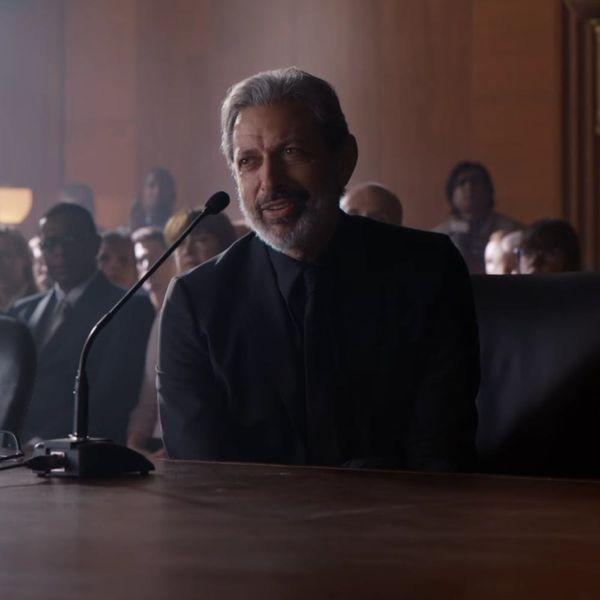 "Jeff Goldblum's Dr. Ian Malcolm Returns in the New ""Jurassic World: Fallen Kingdom"" Teaser"