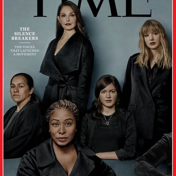 """""""Time"""" Highlights the Women Speaking Out Against Sexual Harassment Who You *Haven't* Heard of"""