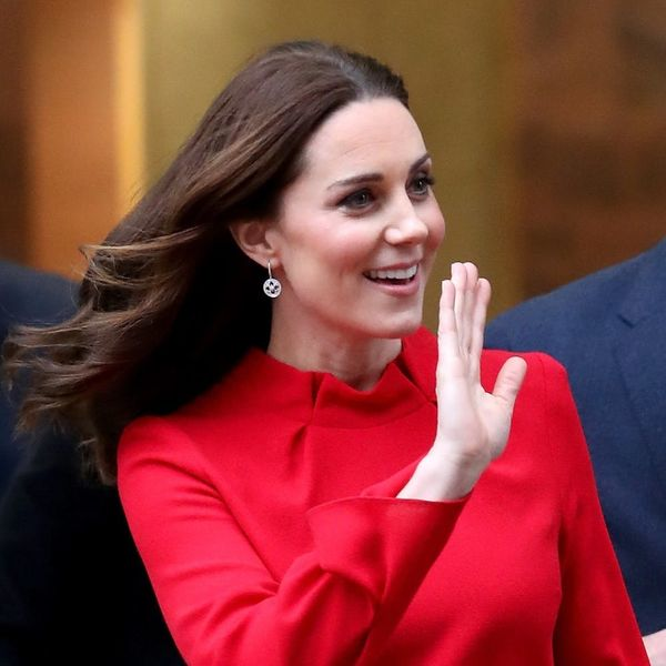 Kate Middleton Wore a Groundbreaking Silhouette for a Royal: a Minidress!