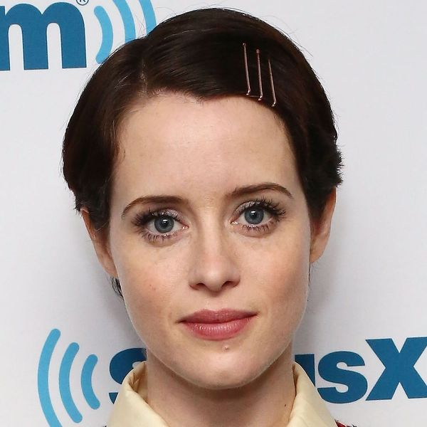 """""""The Crown"""" Star Claire Foy Says She Was Treated Better As a Blonde"""