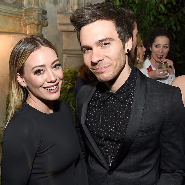 """Hilary Duff Confirms She's Back With Ex Matthew Koma: """"Third Time's a Charm!"""""""
