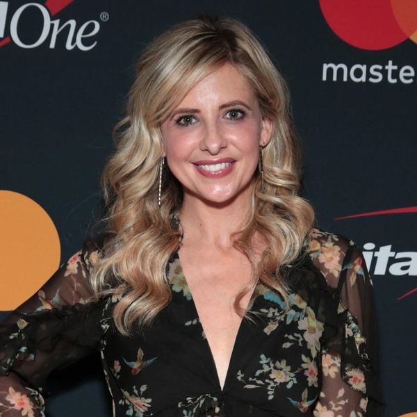 Sarah Michelle Gellar's Burger King Holiday Commercial from the '80s Is Too Cute