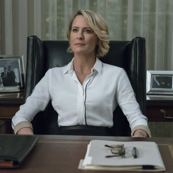 Robin Wright Will Lead House of Cards' Sixth Season Without Kevin Spacey