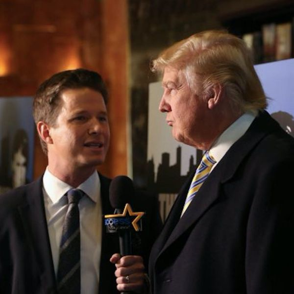 Former 'Access Hollywood' Host Billy Bush to President Trump: Yes, You Said That