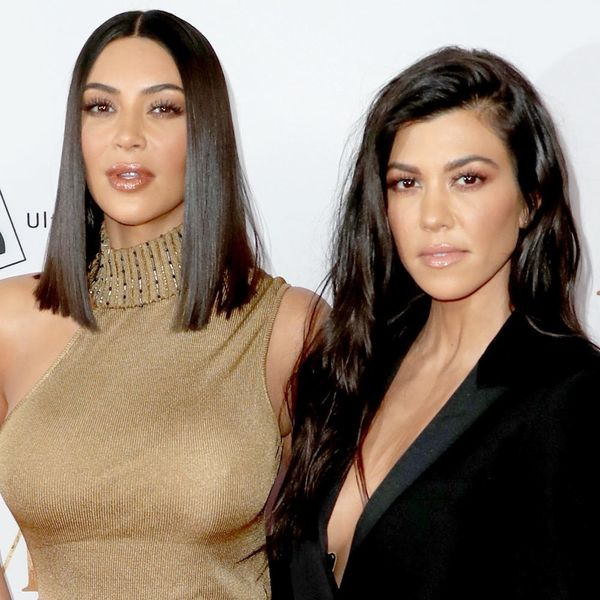 Kim and Kourtney Kardashian Threw the Cutest Monster-Themed Party for Saint and Reign
