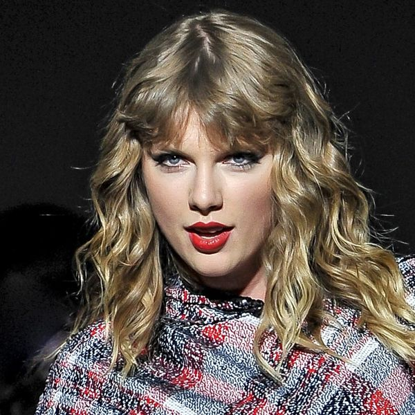 Taylor Swift Looks Like a Vampy Goth on the Cover of 'British Vogue'