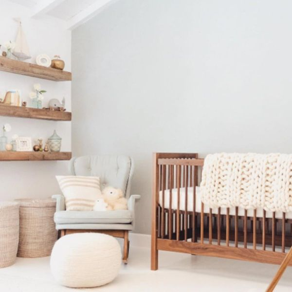 Lauren Conrad's Nursery Is Low-Key Cooler Than Our Apartments