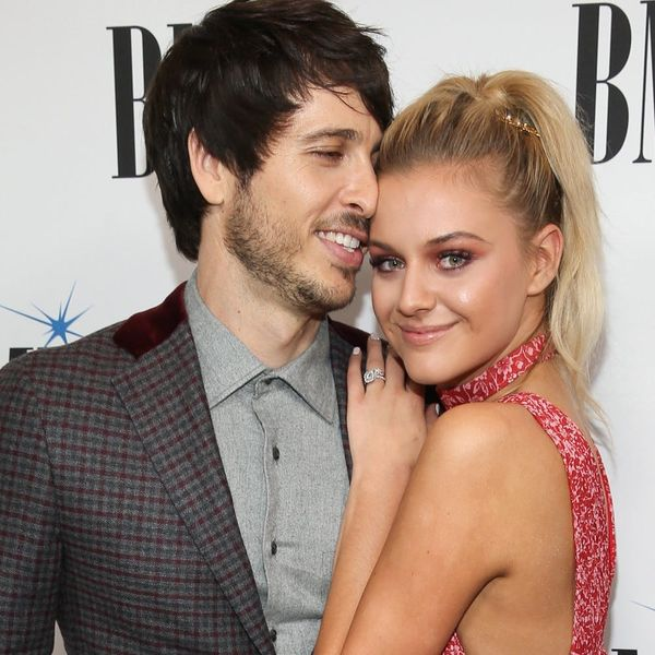 See the Gorgeous Wedding Gown Country Darling Kelsea Ballerini Just Walked Down the Aisle In