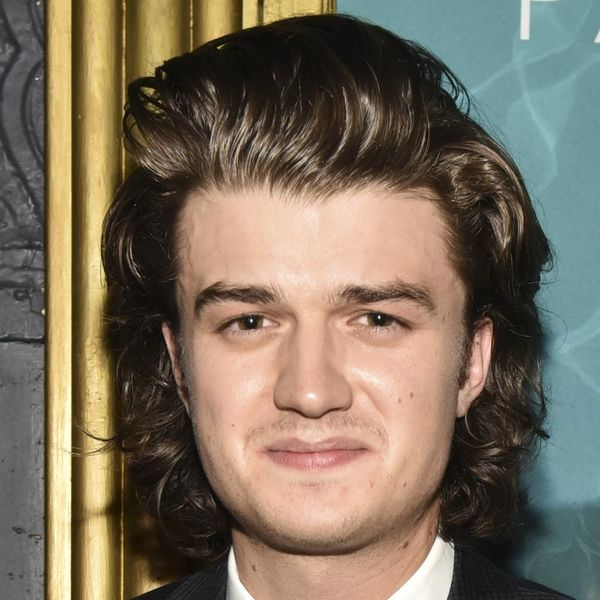 'Stranger Things' Star Joe Keery Has a GF and Our Teenage Hearts Are Broken