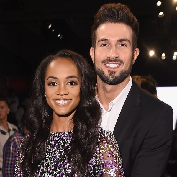 Rachel Lindsay and Bryan Abasolo Threw an Engagement Bash With Their Bachelor Nation Besties