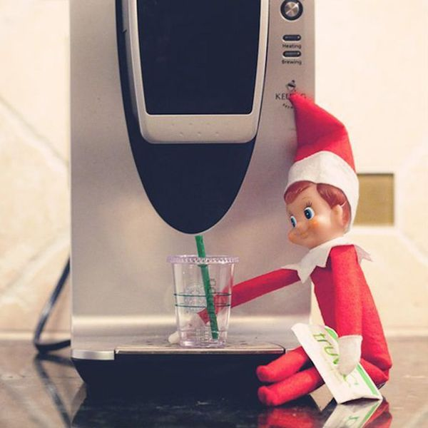 20 of the Most Creative Elf on the Shelf Ideas