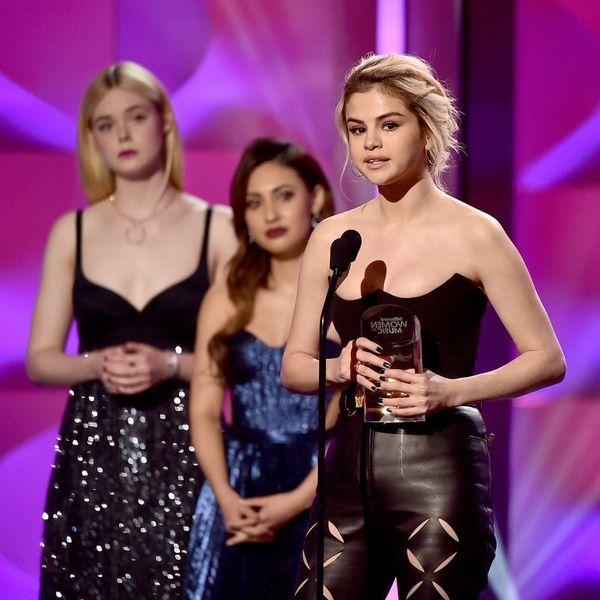 Selena Gomez TearfullyDedicated Her Billboard Awardto Kidney Donor Francia Raisa