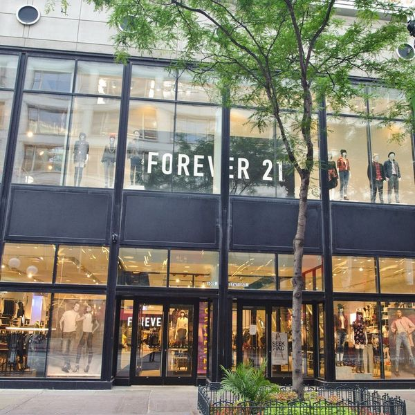 A Former Forever 21 Employee Is Suing the Company for Not Protecting Her Privacy