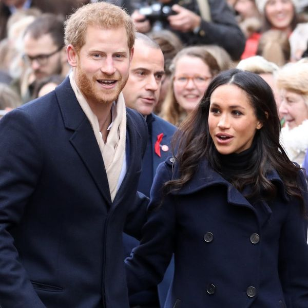 Meghan Markle Joins Prince Harry for Their First Official Royal Engagement