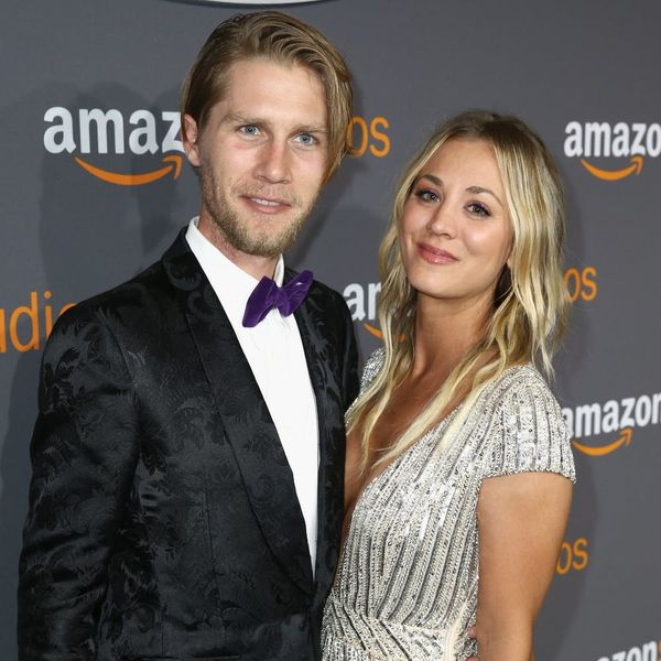 Kaley Cuoco Is Engaged to Karl Cook! See Her Emotional Reaction to the Proposal