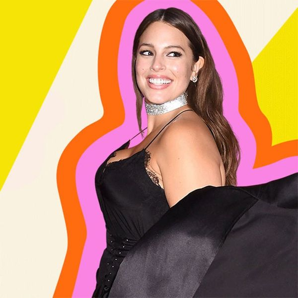 Ashley Graham Took Her Body-Positive Activism to the Next Level