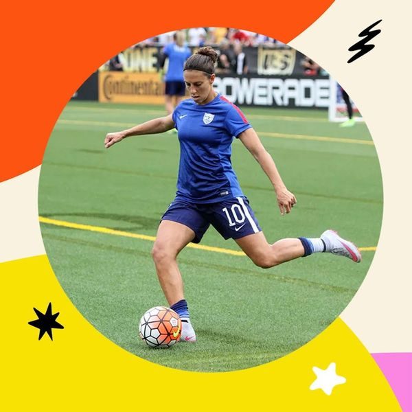 Women's Soccer Evens the Field