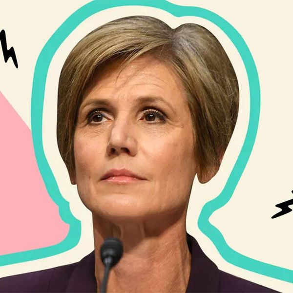 How Sally Yates Became a Superhero for Political Integrity