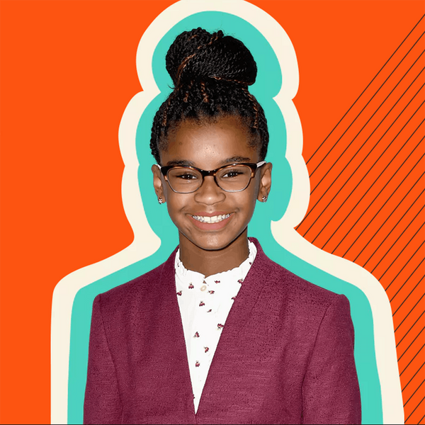 12-Year-Old Marley Dias Is Literally Writing the Book on Inclusivity in Kids' Books