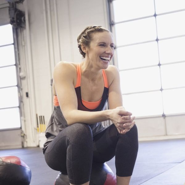 This Is the Long-Lasting Benefit of Working Out in a Group