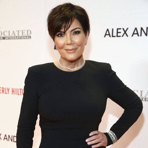 Kris Jenner (Kind of) Explains That Mysterious Christmas Pajama Pic