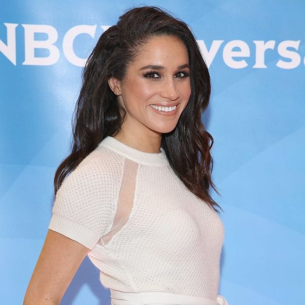 Watch an Old Clip of Meghan Markle Taking (and Failing!) a 'Britishness' Quiz