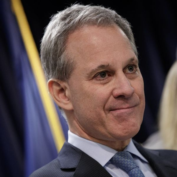 New York Attorney General Eric Schneiderman Just Made a Bold Move to Protect Sexual Assault Victims
