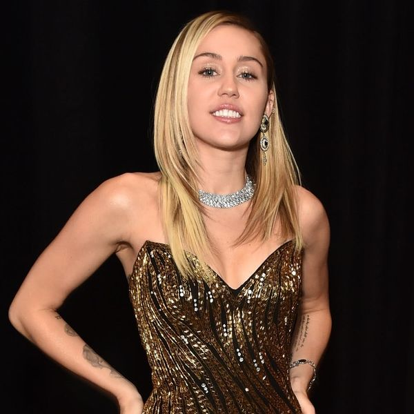 Miley Cyrus' New Tattoos Are Wonderfully Positive and Everyone Should See Them