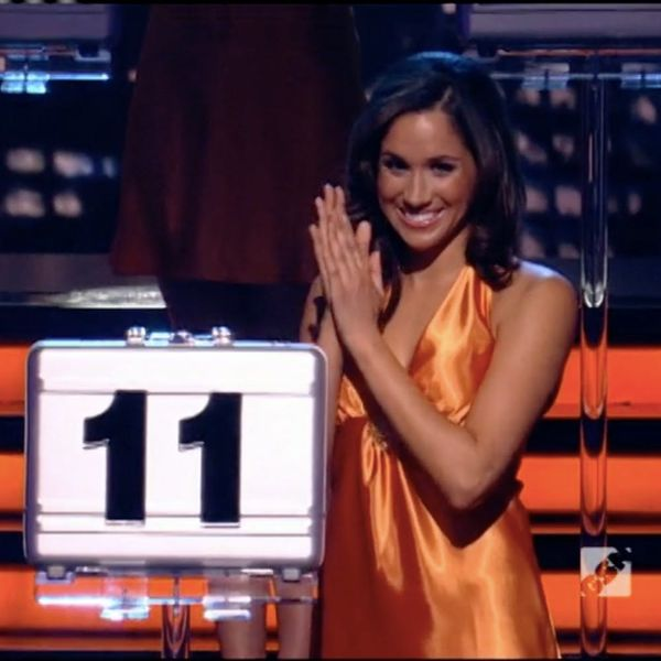 """Watch Meghan Markle on """"Deal or No Deal"""" in Her Early TV Days"""