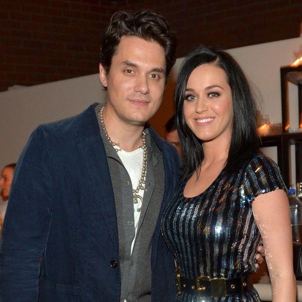 John Mayer Admits to Watching Ex-GF Katy Perry's Livestream