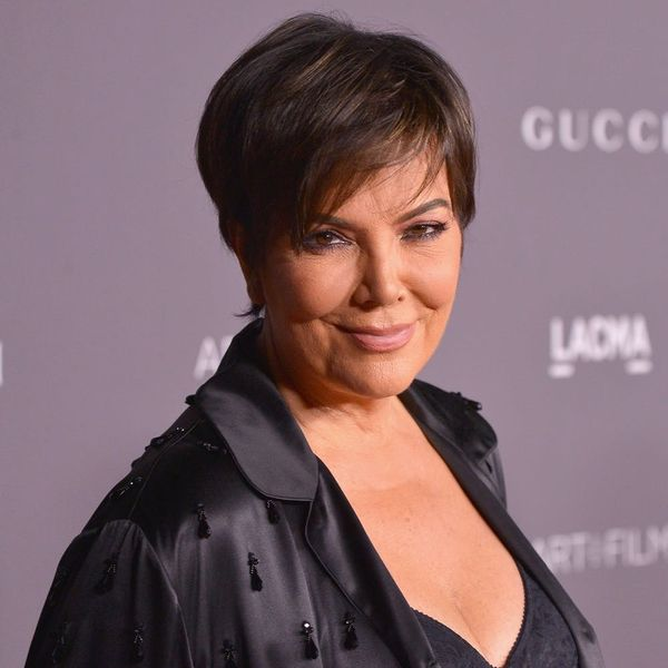 Kris Jenner Explains Why Jennifer Lawrence Stripped Down in Her Closet