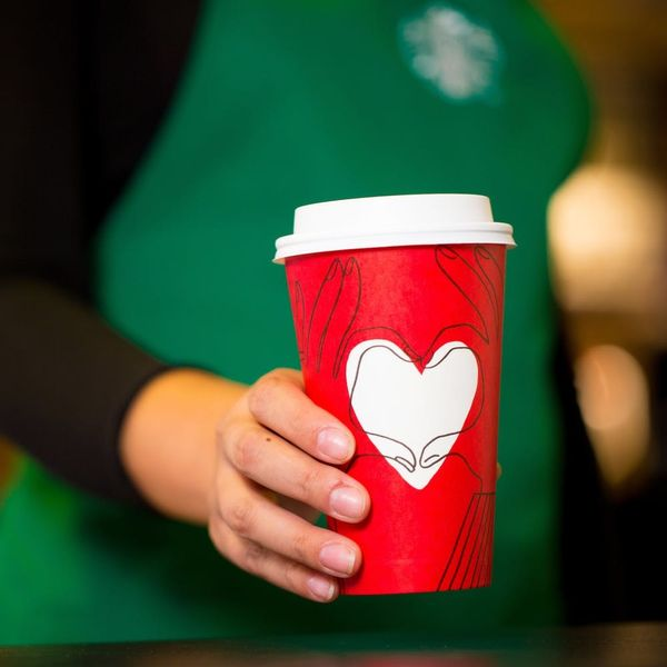 ALERT: Starbucks Just Released ANOTHER Limited Edition Holiday Cup