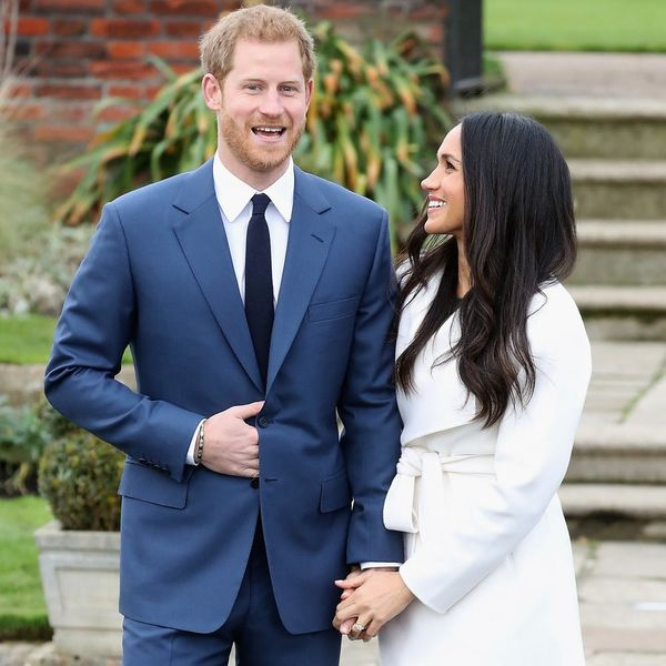 Here Are the First Details About Prince Harry and Meghan Markle's Wedding