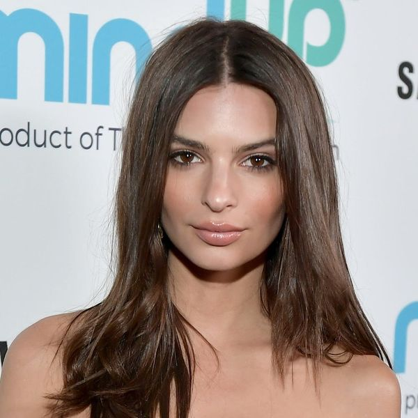 Emily Ratajkowski's New Blonde 'Do Will Make You Do a Double Take