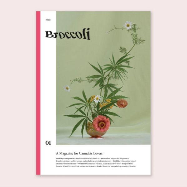 'Broccoli' Is a Beautiful, Kinfolk-Style Magazine for Women All About Weed