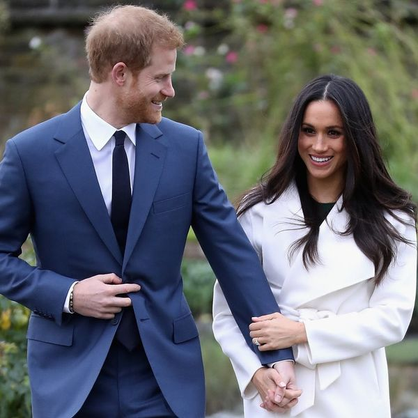 A Timeline of Prince Harry and Meghan Markle's Fairy-Tale Romance