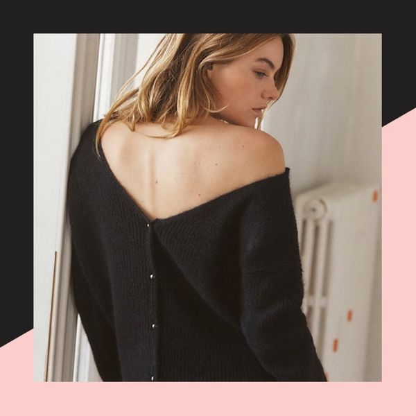 30,000 People Are in Line to Get Their Hands on This Sexy Cool Sézane Cardigan