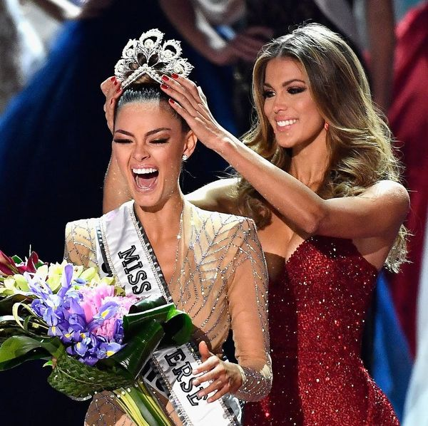 Miss South Africa Demi-Leigh Nel Peters Wins Miss Universe 2017