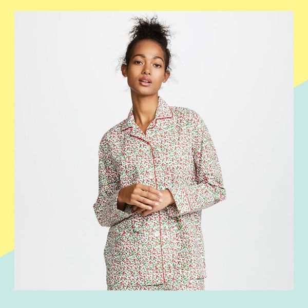 10 Pajama Sets You'll Want to Live in This Holiday Season