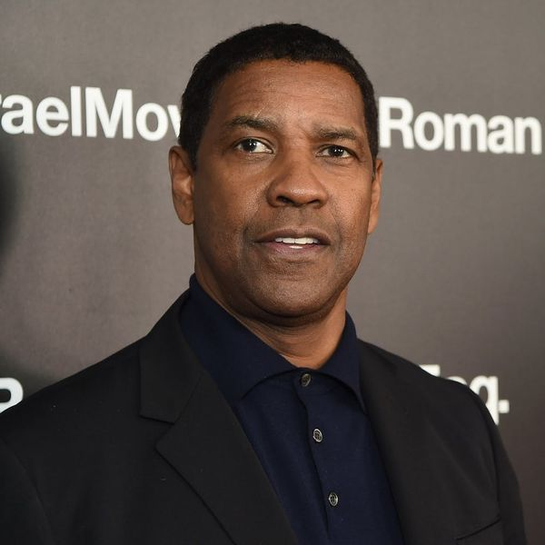 Denzel Washington Has a Question About Drake's Tattoo of His Face