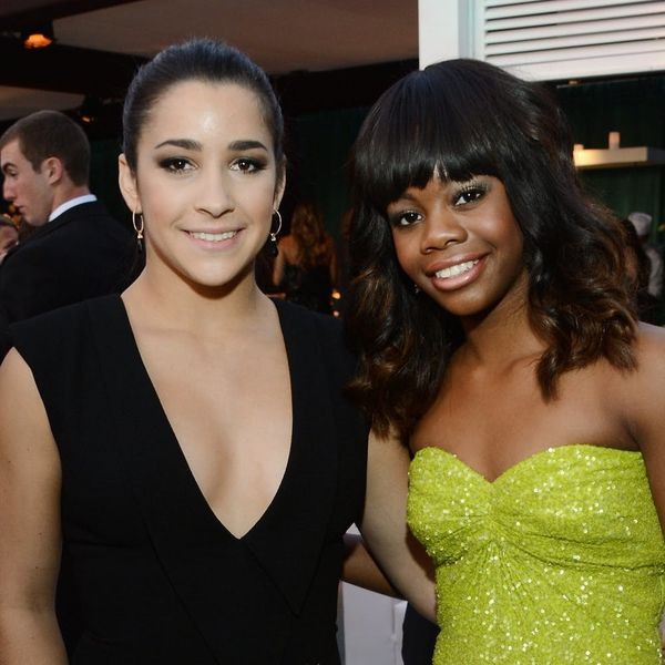 Aly Raisman Is Putting Her Twitter Feud With Gabby Douglas to Bed With a Powerful Show of Support