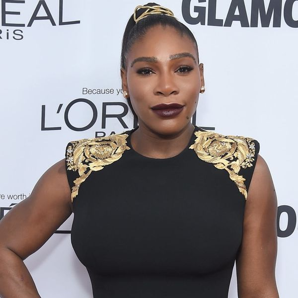 Serena Williams' MASSIVE Wedding Ring Set Will Have Your Jaw on the Floor