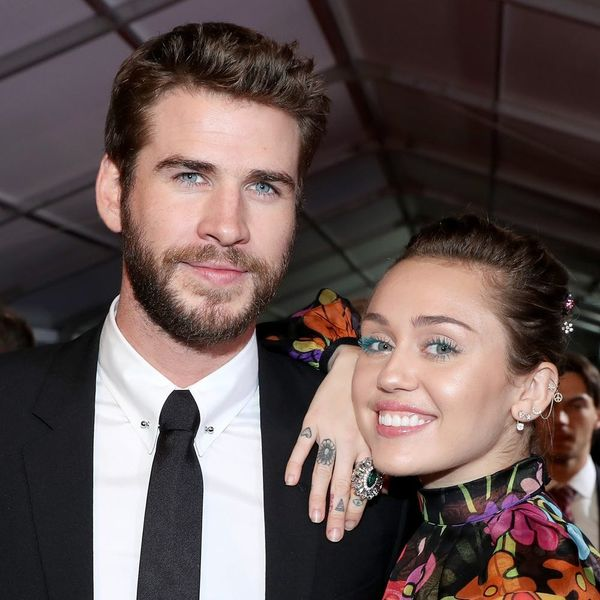 Liam Hemsworth Gave Miley Cyrus a Personalized Necklace for Her Birthday With *This* Sweet Detail