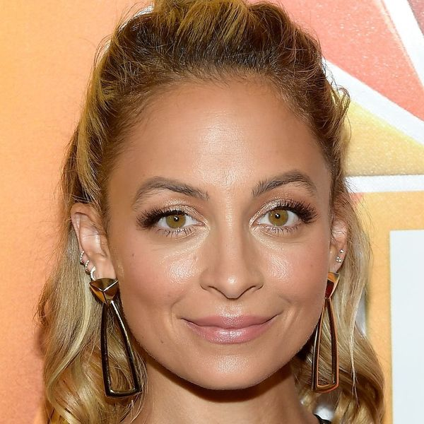 Nicole Richie Is Officially Bringing Back Purple Highlights