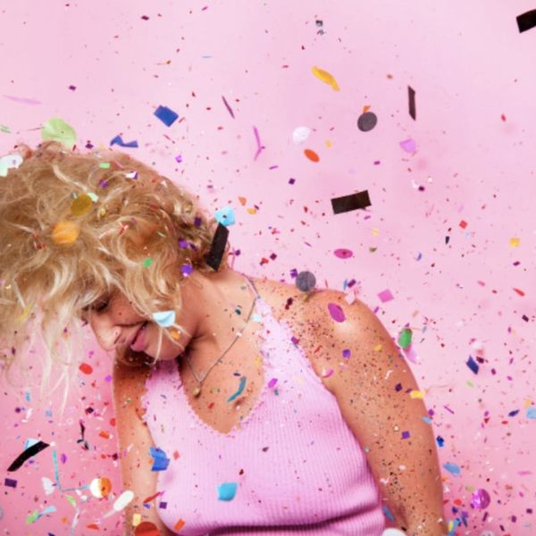 Meet Jelena Aleksich, Whose Confetti Project *Literally* Turns Self-Love into a Celebration