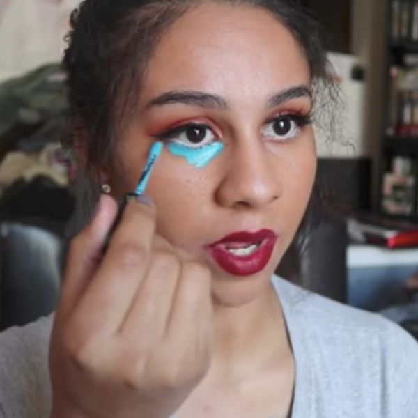 This Thanksgiving Makeup Tutorial Perfectly Explains Cultural Appropriation